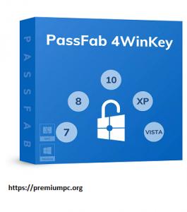 PassFab 4WinKey 7.2.0 Crack