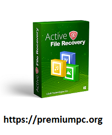 Active File Recovery 21 Crack